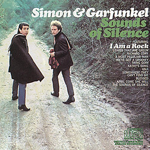 Simon & Garfunkel Sounds Of Silence Incl. Bonus Tracks