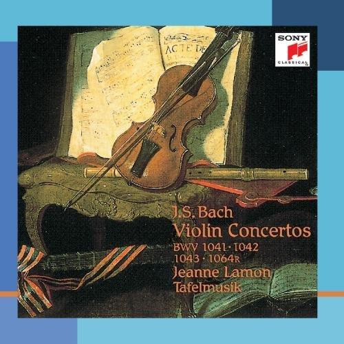 Johann Sebastian Bach/Violin Concertos@Tafelmusik