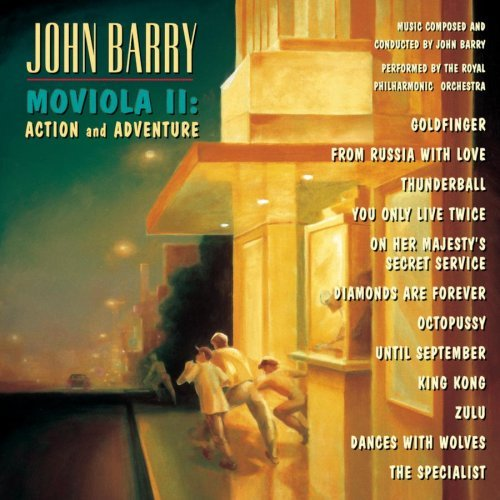 John Barry Moviola Ii Action & Adventure
