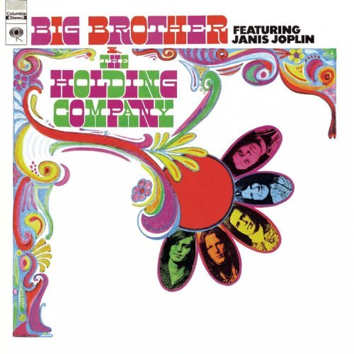 Big Brother & Holding Company Big Brother & Holding Company Feat. Janis Joplin Incl. Bonus Tracks