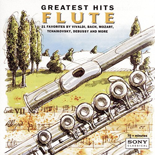 Flute Greatest Hits Flute Greatest Hits Rampal*jean Pierre (fl) Domingo & Leppard Various