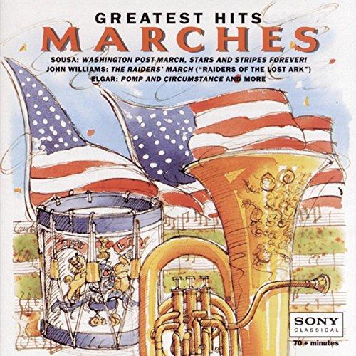 Marches-Greatest Hits/Marches-Greatest Hits@Williams & Bernstein/Various