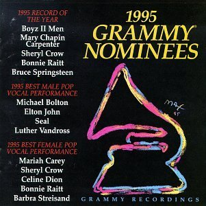 Grammy Nominees 1995 Grammy Nominees