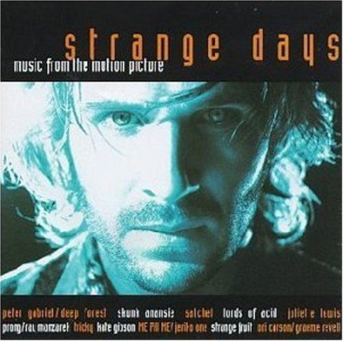 Strange Days Soundtrack This Item Is Made On Demand Could Take 2 3 Weeks For Delivery
