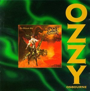 Ozzy Osbourne Ultimate Sin Remastered