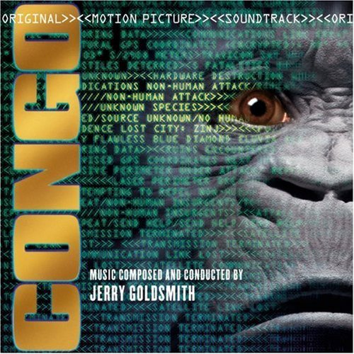 Congo Soundtrack Music By Jerry Goldsmith