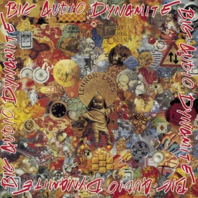 Big Audio Dynamite Planet Bad Greatest Hits