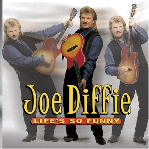 Joe Diffie Life's So Funny CD R