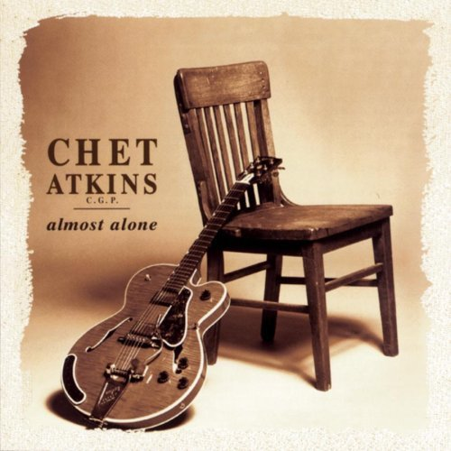 Chet Atkins/Almost Alone@This Item Is Made On Demand@Could Take 2-3 Weeks For Delivery
