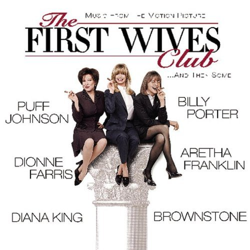 First Wives Club Soundtrack Johnson Farris King Franklin M People Porter Eurythmics