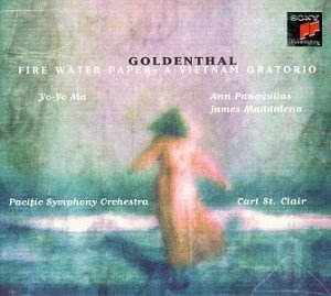 E. Goldenthal Fire Water Paper A Vietnam Or Ma Panagulias Maddalena St Clair Pacific Sym Orch