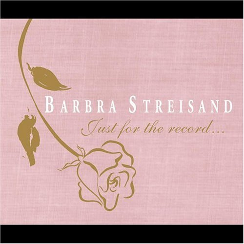 barbra-streisand-just-for-the-record-4-cd-set