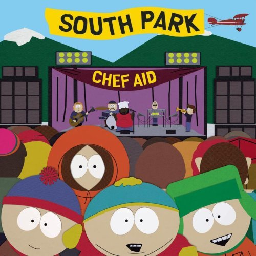 South Park Chef Aid South Park Chef Aid CD R Clean Version Master P Prodigy Devo Rancid