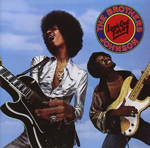Brothers Johnson/Look Out For No. 1@Remastered