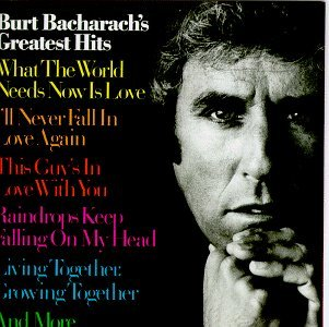 Bacharach Burt Greatest Hits