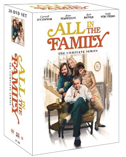 All In The Family Complete Series DVD 28 Discs
