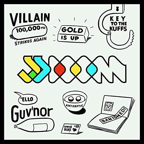 Jj Doom/Keys To The Kuffs@2 Lp