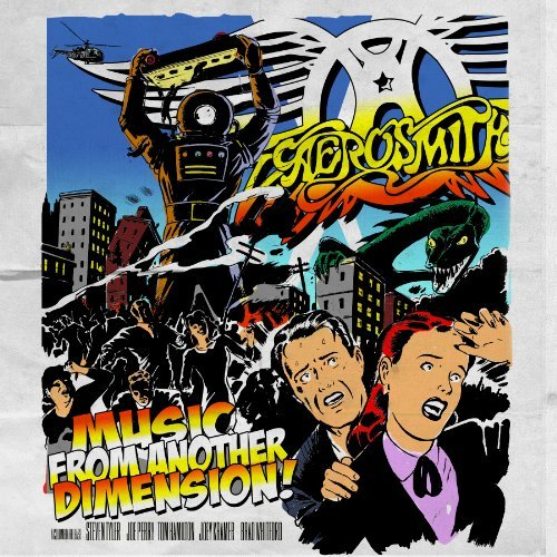 Aerosmith Music From Another Dimension Music From Another Dimension