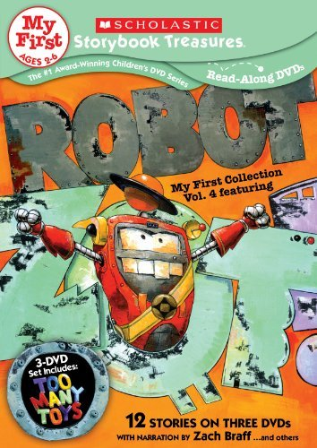 My First Scholastic Storybook My First Scholastic Storybook Nr 3 DVD