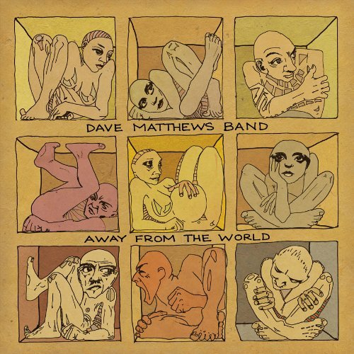 Dave Matthews Band Away From The World 150gm Vinyl 2 Lp Incl. Download Insert
