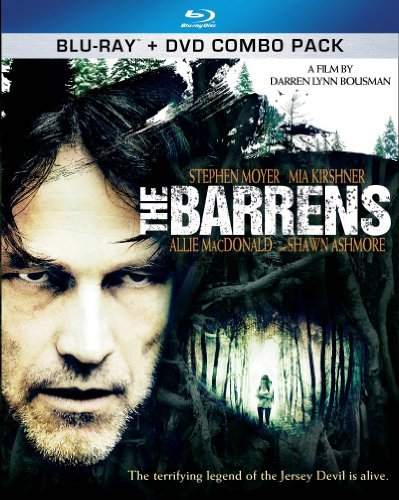 Barrens Barrens Blu Ray Ws Nr Incl. DVD