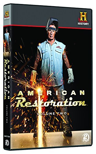 American Restoration Volume 2 DVD Pg