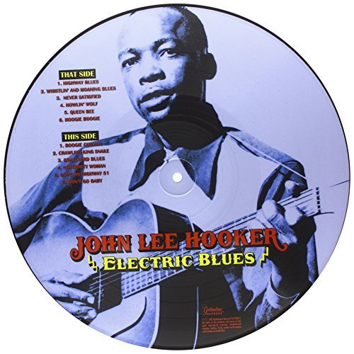 John Lee Hooker Electric Blues