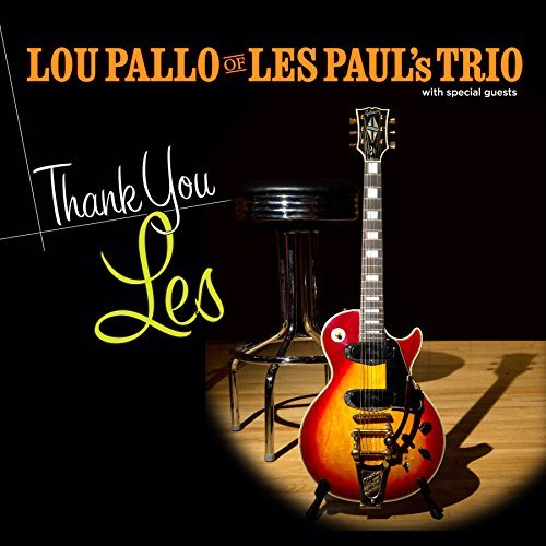 Lou Pallo Thank You Les Digipak