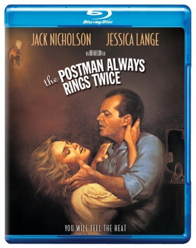 Postman Always Rings Twice (19 Nicholson Lange Huston Blu Ray Ws R