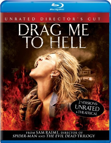 Drag Me To Hell Lohman Long Blu Ray Ws Pg13