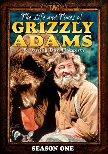 Life & Times Of Grizzly Adams Season 1 DVD Nr