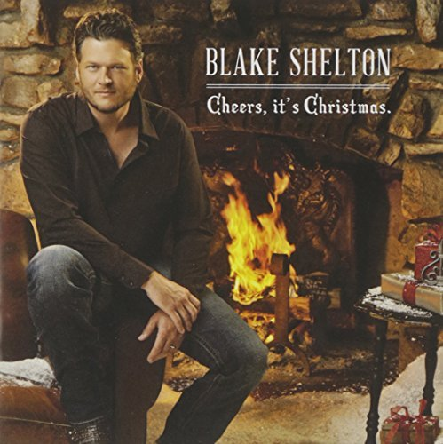 Blake Shelton Cheers It's Christmas