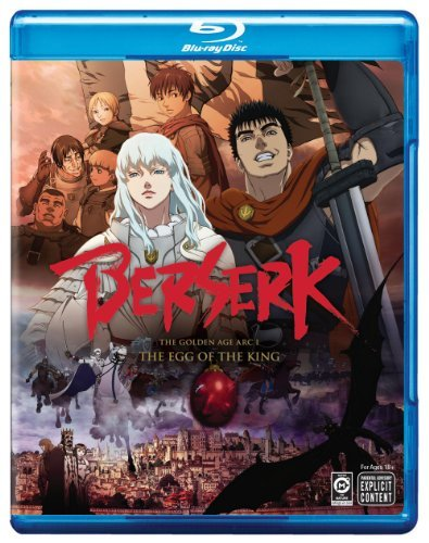 Berserk The Golden Age Arc 1 Berserk The Golden Age Arc 1 Blu Ray Ws M
