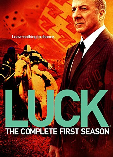 Luck Season 1 Tvma 4 DVD