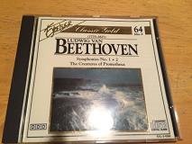 Beethoven L.V. Sym 1 2 Creatures Of Prometheus