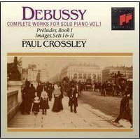 C. Debussy Complete Works For Solo Piano Vol. 1