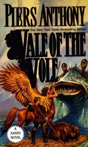 Piers Anthony Vale Of The Vole (xanth Novels)