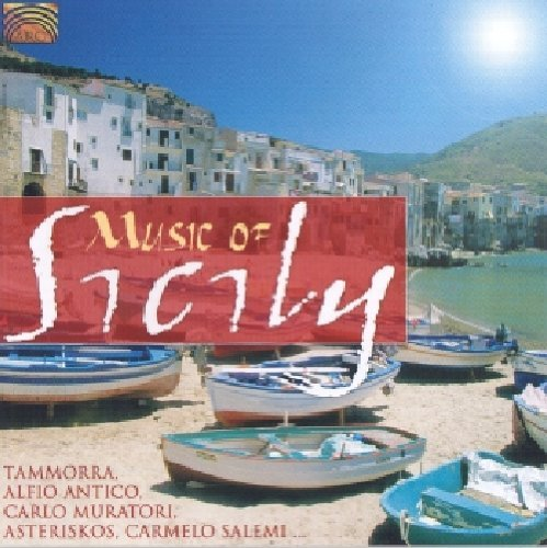 Music Of Sicily Music Of Sicily Import Gbr