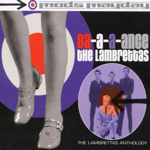 Lambrettas Da A A Ance Anthology Import Gbr