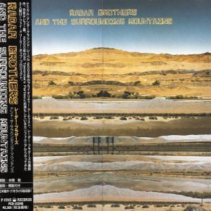 Radar Brothers And The Surrounding Mountains Import Jpn