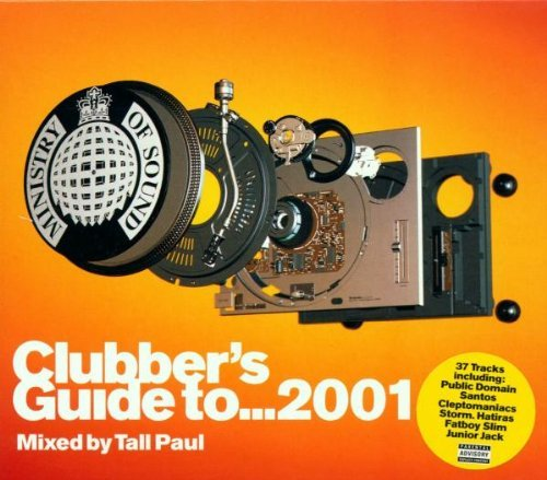Ministry Of Sound Clubber's Guide To 2001 Import Gbr