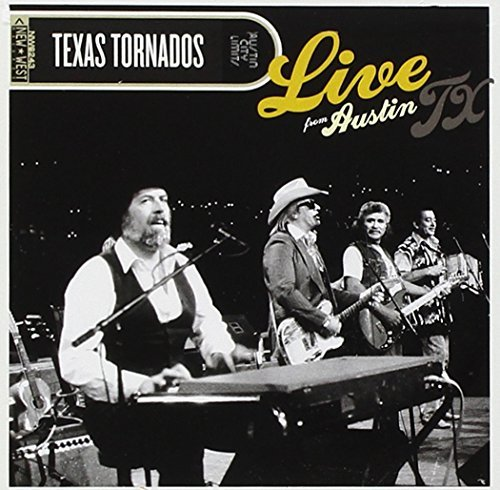 Texas Tornados Live From Austin Tx Incl. DVD