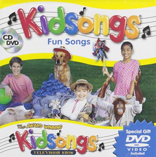 Kidsongs Fun Songs Collection Incl. DVD