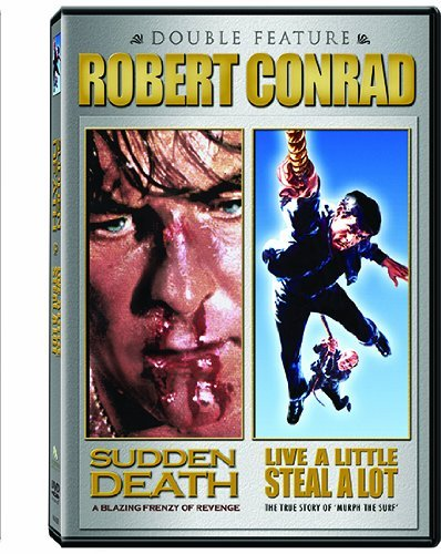 Live A Little Steal A Lot Sudd Conrad Robert DVD Mod This Item Is Made On Demand Could Take 2 3 Weeks For Delivery