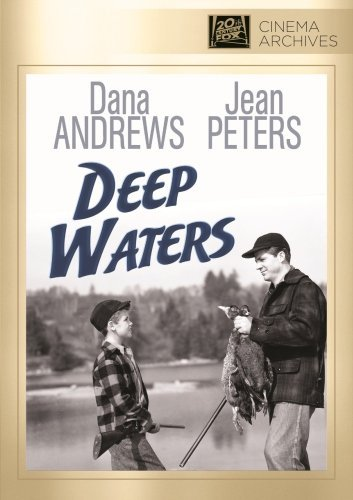 Deep Waters Andrews Peters Romero DVD Mod This Item Is Made On Demand Could Take 2 3 Weeks For Delivery