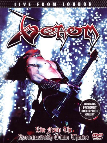 Venom Live From The Hammersmith Odeo Nr