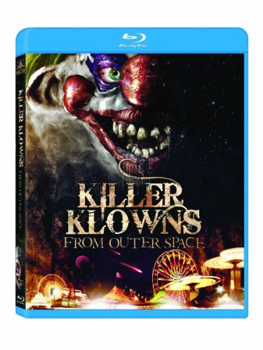 Killer Klowns From Outer Space Cramer Snyder Nelson Vernon Blu Ray Ws Pg13