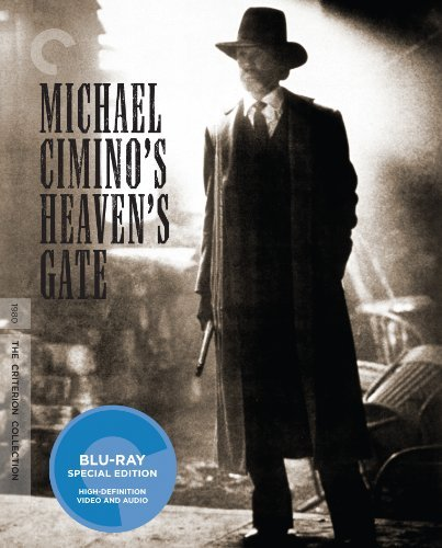 Heaven's Gate Kristofferson Huppert Walken Blu Ray Ws R 2 Br Criterion Collection