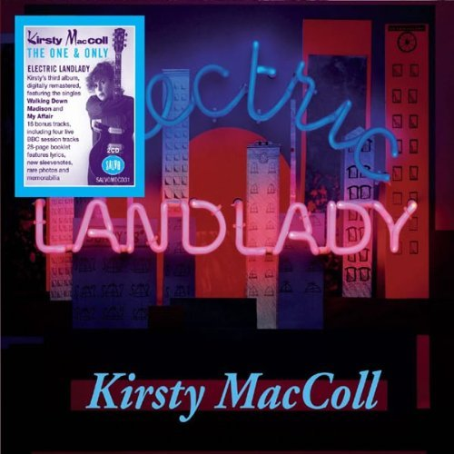 Kirsty Maccoll Electric Landlady Expanded Import Gbr 2 CD