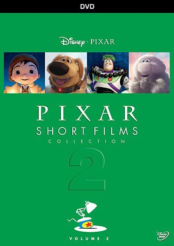 Pixar Short Films Collection Volume 2 DVD G